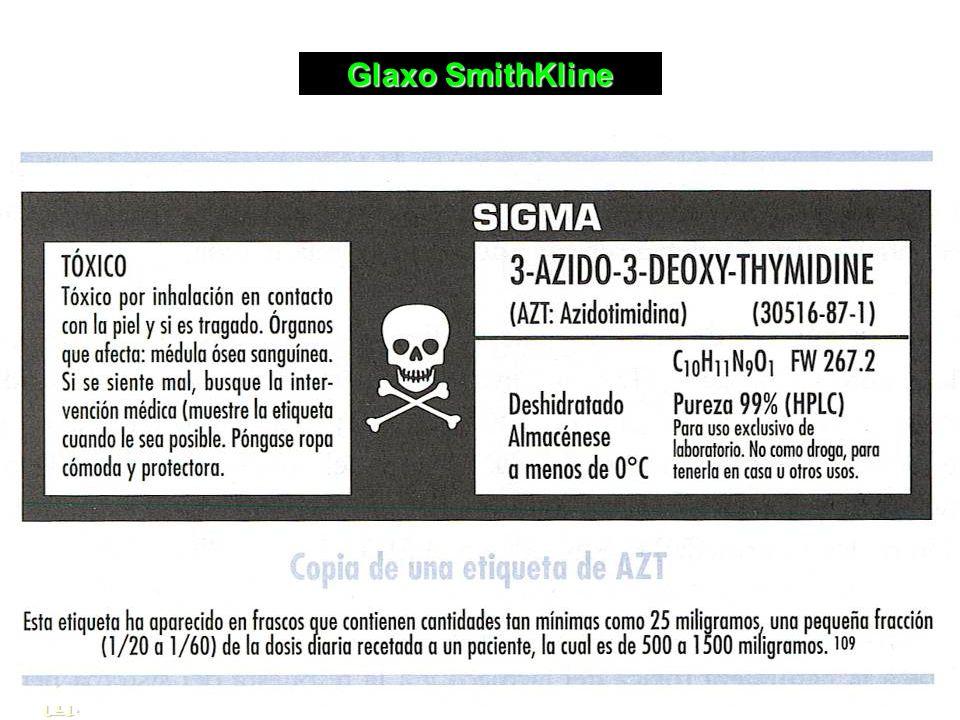 Glaxo SmithKline [1].
